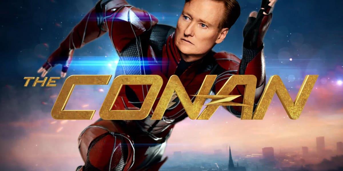 Conan at COMICOM