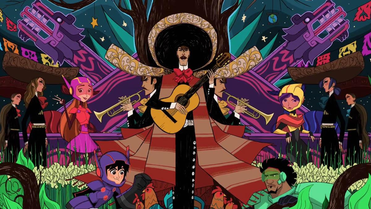 Disney XD-Hispanic Heritage Month
